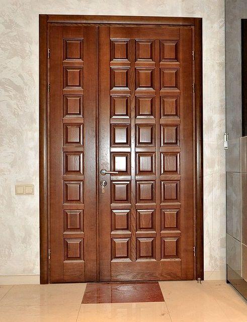 Двери, дверные полотна из дерева на заказ.