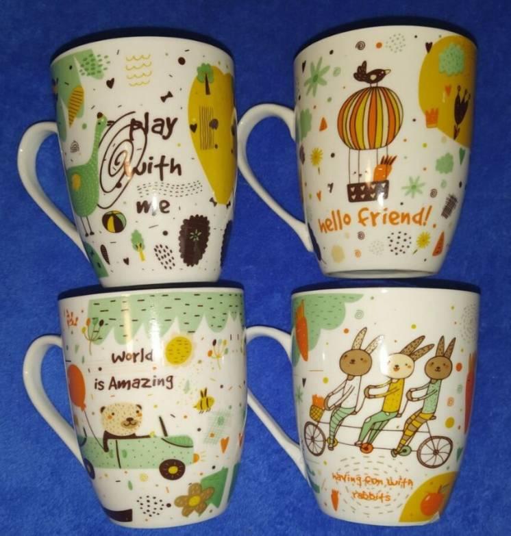 Чашка керамическая (набор)