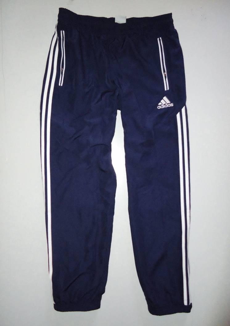 штаны спортивные adidas т.синие оригинал (L)