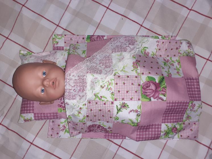 Постельное белье для кукол Baby born Zapf Creation