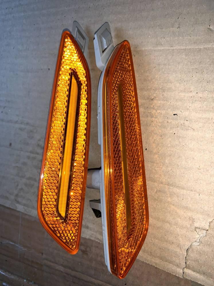 Отражатель бампера габарит левый/правый Porsche Cayenne 958 92A США