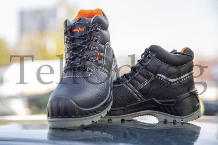 Ботинки защитные рабочие спецобувь спецвзуття REIS BCTITAN T