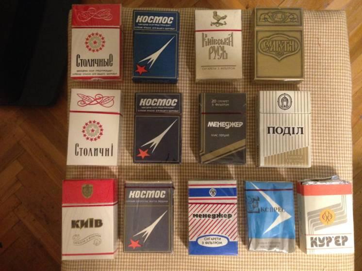 куплю сигареты коллекционные