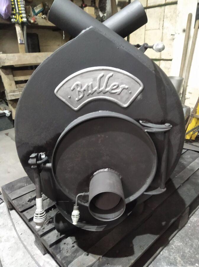 Печь Булерьян тип02 до 400м3.