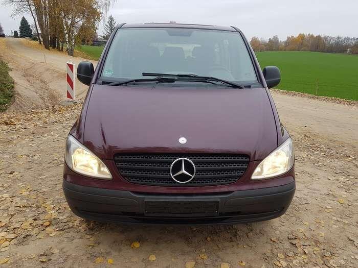 Mercedes-Benz Vito  2.2  Пассажирские микроавтобусы