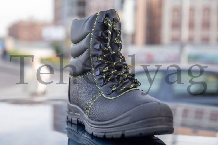 Утепленные рабочие ботинки завышенные берцы спецобув REIS BRYES-TWO-OB