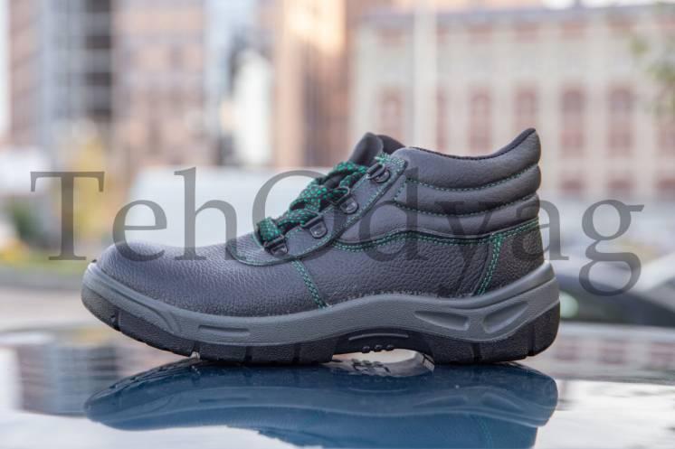 Защитные рабочие ботинки спецобувь спецвзуття REIS BRREIS