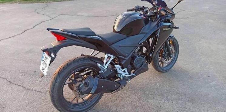Мотоцикл Geon Tossa   в хорошому стані, с документами