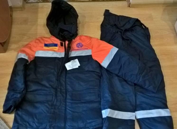 Костюм Нефтяника. Спец Одежда. (Куртка Зимняя + Штаны Вытные) Новое