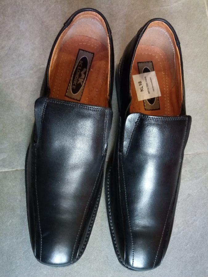 Туфли кожа 44 р.(29.5 см)