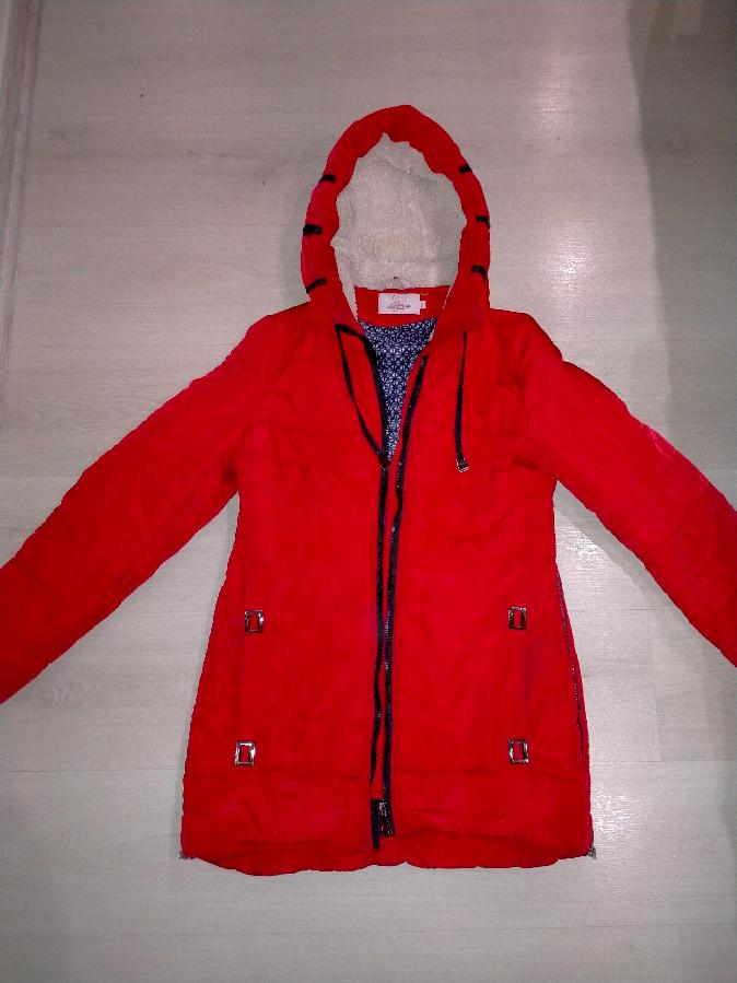 Срочно! Женская зимняя курточка