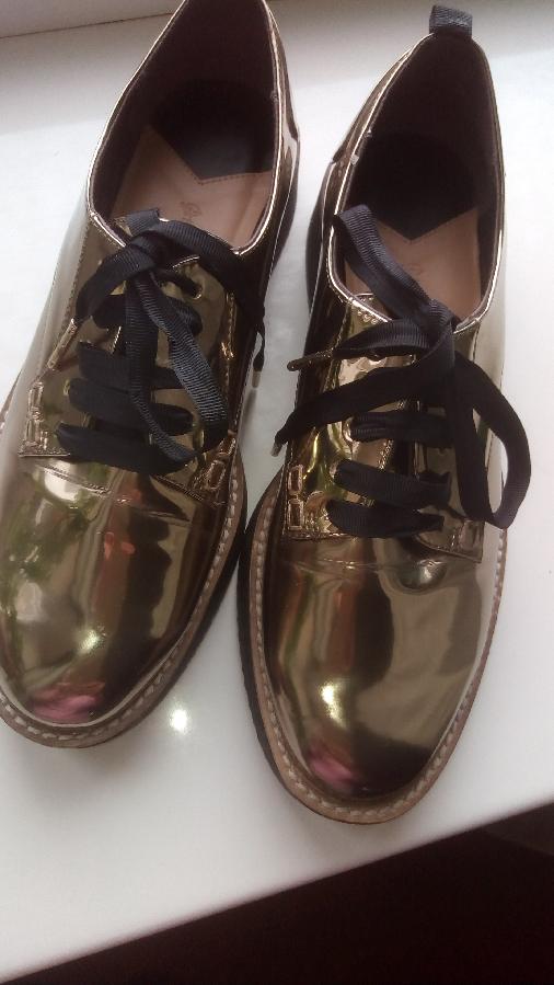 Туфли женские италия