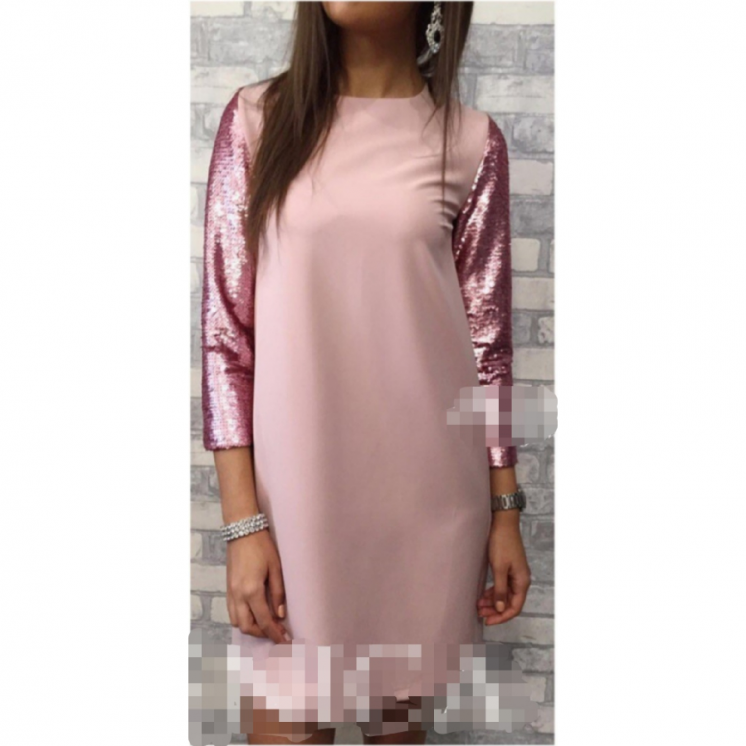 Продам красивое нарядное платье с паетками