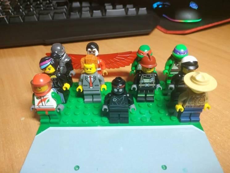 Продажа/Обмен Lego Star Wars, Marvel, DC, Movie, TMNT