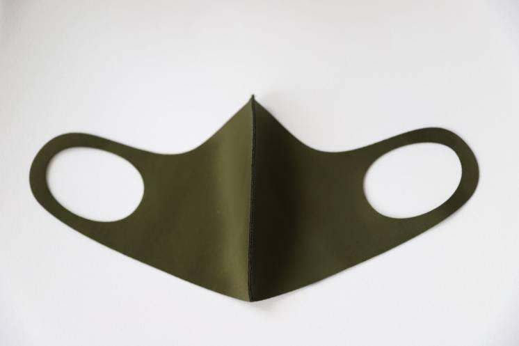 Многоразовая маска Питта неопреновая
