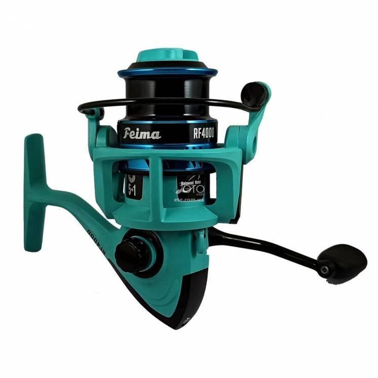 Фидерная тяговая рыболовная катушка Feima RF4000 5+1bb