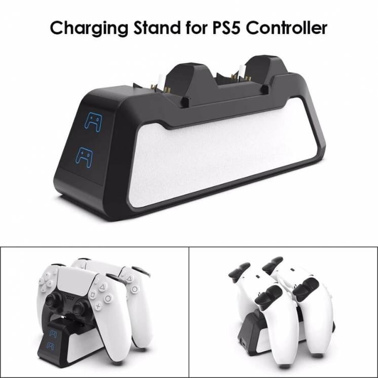 Зарядная станция для геймпада DualSense для Sony Playstation 5