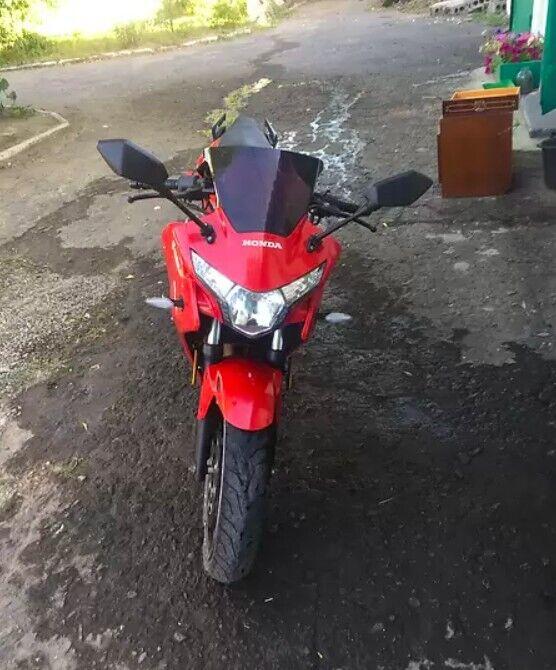 Мотоцикл Geon Tossa  розхідники мінялись вчасно, резина хорошая все в