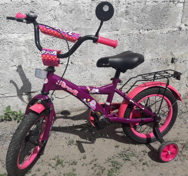 Велосипед детский (от 2 до 5 лет) 1000грн.