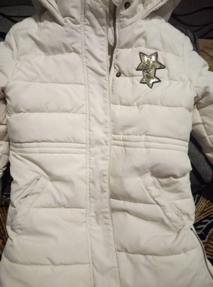 куртки зимові