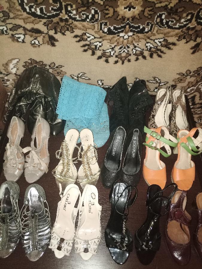 Отлам бесплатно женскую обувь