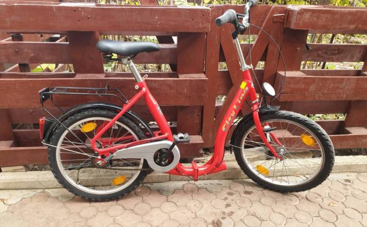 БУ Городской складной велосипед Mars 20 City Line Германия