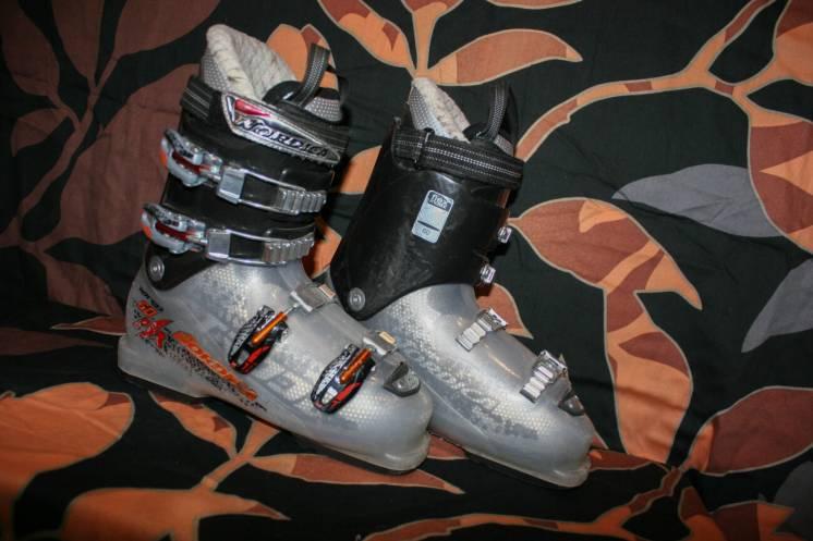 Лыжные ботинки Nordica Hot Rod 60