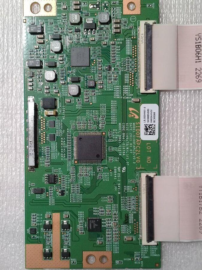 Продам  t-con BN41-01678A