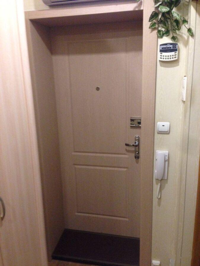 Установка и отделка дверей (обшивка мдф, обивка)