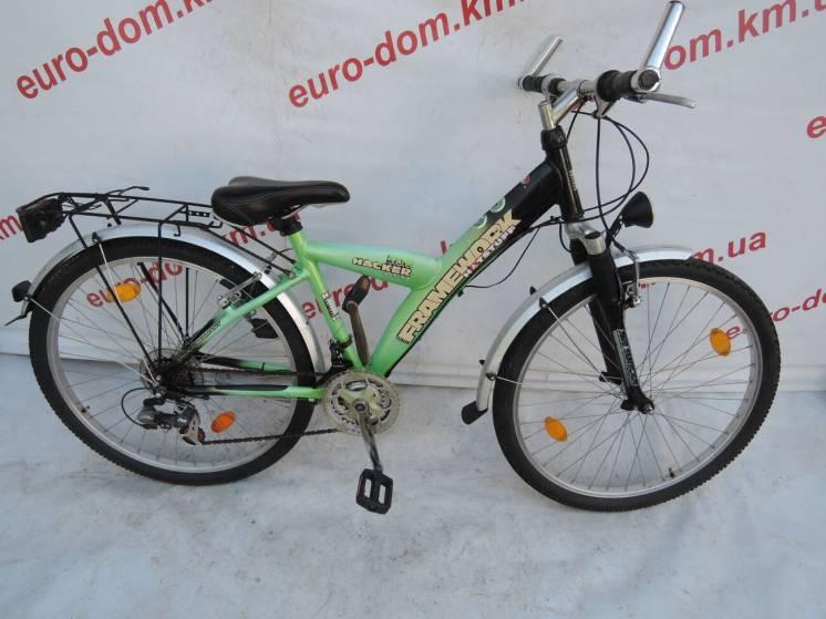 Горный велосипед Framework 26 колеса 21 скорость