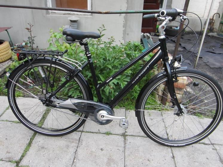 Велосипед RALEGH STRAIGHT NEXUS 7 Привезен с Германии