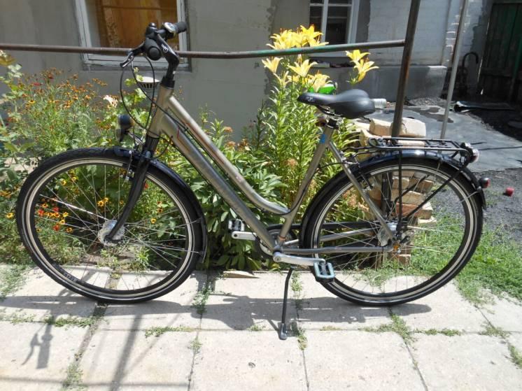 Велосипед RABENEICK UITA NEXUS 8 НОВЫЙ БЕЗ ПРОБЕГА
