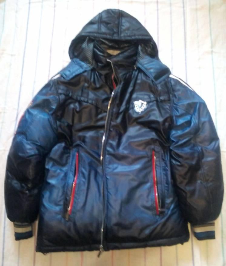 Куртка мужская зимняя-!