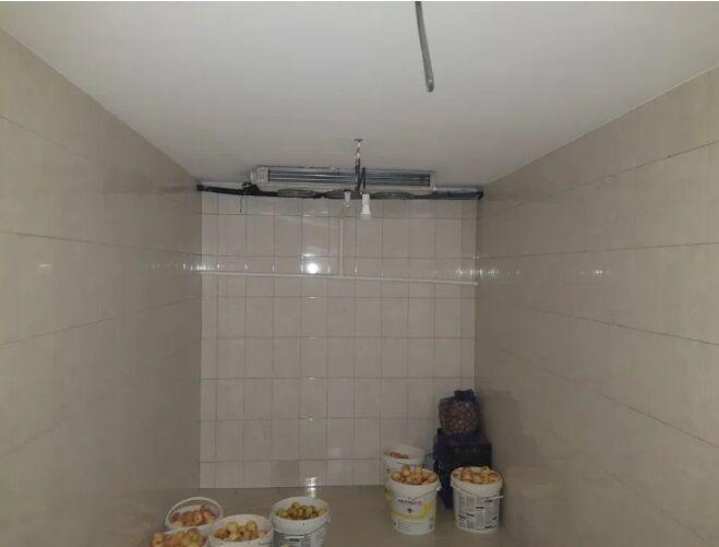 Холодильна камера для фруктів, бананів, зберігання хранения Франківськ
