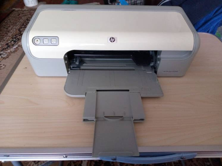 Принтер струнний HP Deskjet D2360