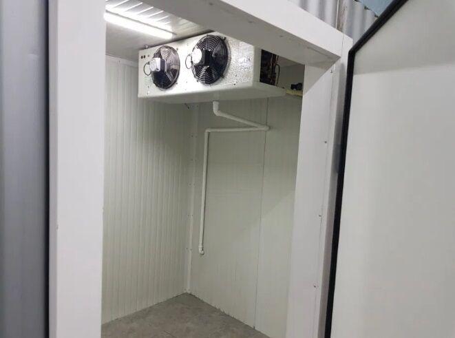 Камера для хранения, шоковой заморозки клубники и др. ягоды