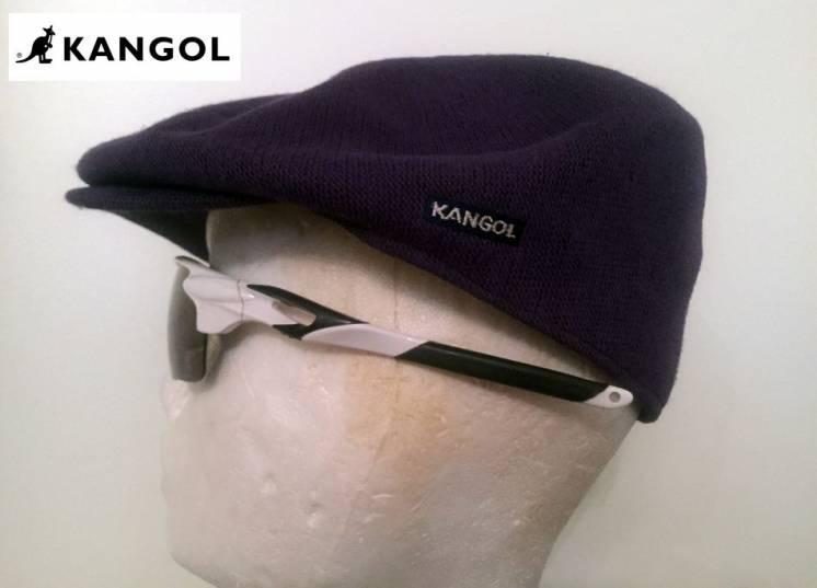 Новая кепка Kangol bamboo clery
