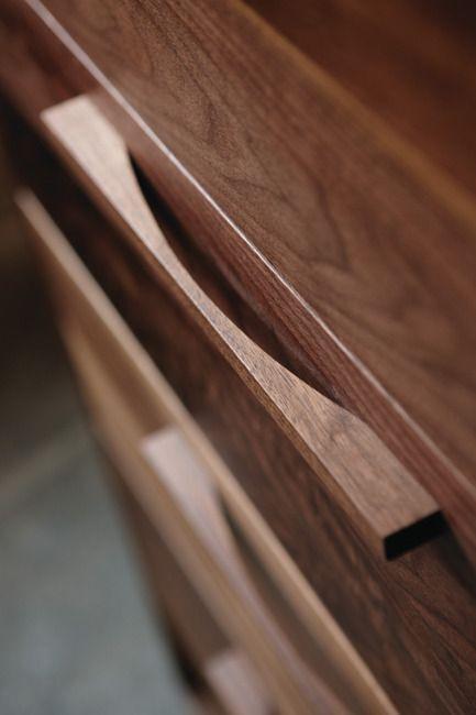 Дизайнерские ручки для мебели