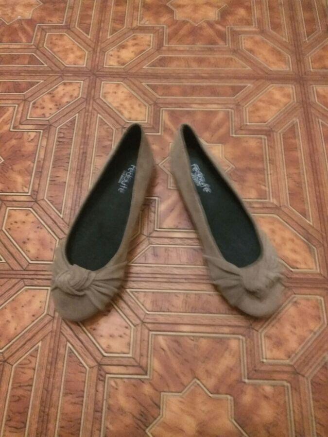 Туфли женские для девочки замшевые, 38 р. (24 см по стельке)