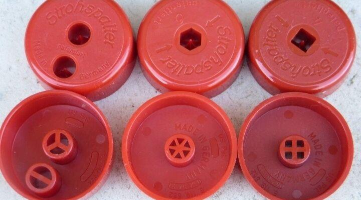 Різачки різачок розділювач для соломи та соломоплетіння Knorr Prandell