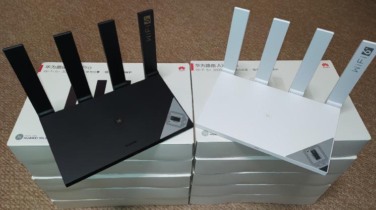 Роутер Huawei AX3 Pro WS7200-10