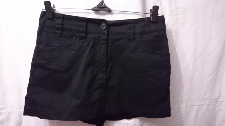 Мини юбка короткая