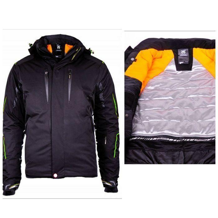 20 000 mm.Куртка лижна. omni heat, горнолыжная Лижний костюм M.L.XL.
