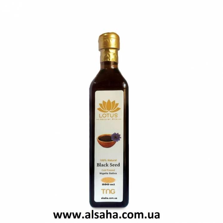 Масло черного тмина из Египта Lotus 250 ml