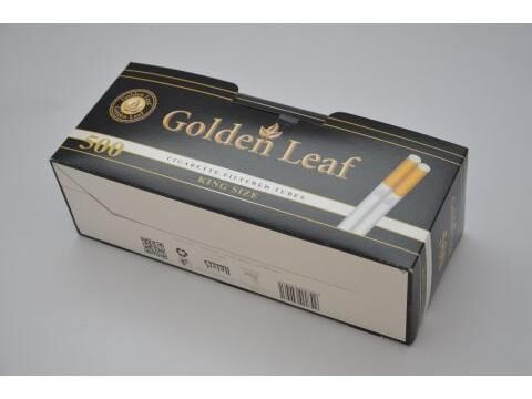 Гильзы Golden Leaf 500 шт , Соотношение цены и качества!
