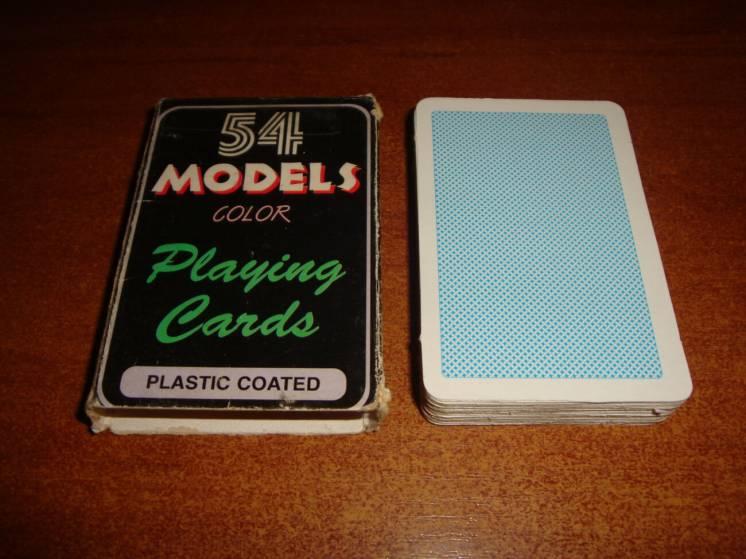 Игральные карты из 90-х