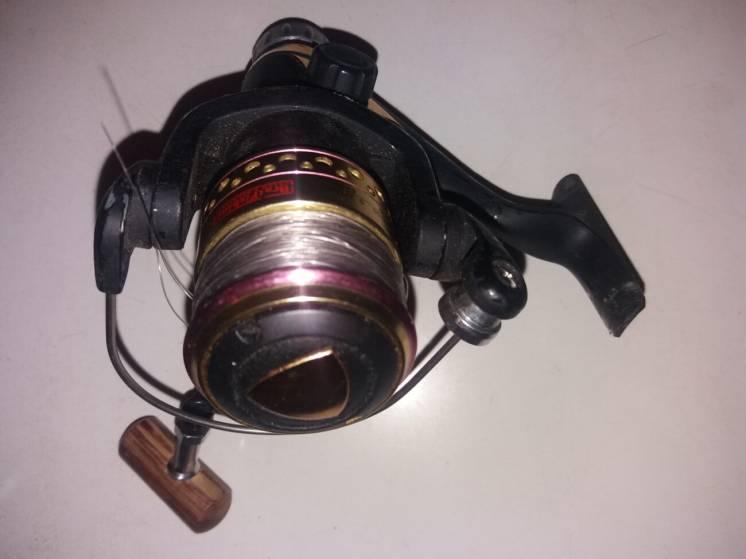 Катушка Brat Fishing Fiesta RD 20 5+1 ball