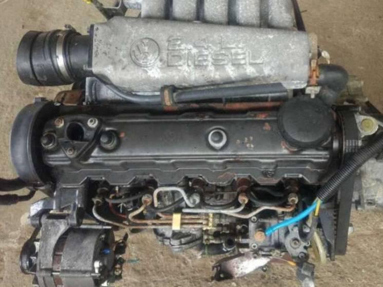 Aab двигатель транспортер как снять радиатор печки на фольксваген транспортер т4
