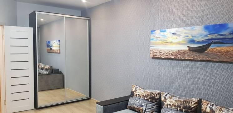Однокомнатная видовая квартира в ЖК Family Park