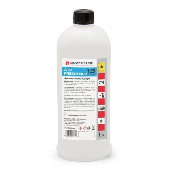Поліроль-ароматизатор для пластику Без запаху 1:3 1 л
